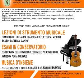 AMS ACCADEMIA MUSICALEO DEL SALENT