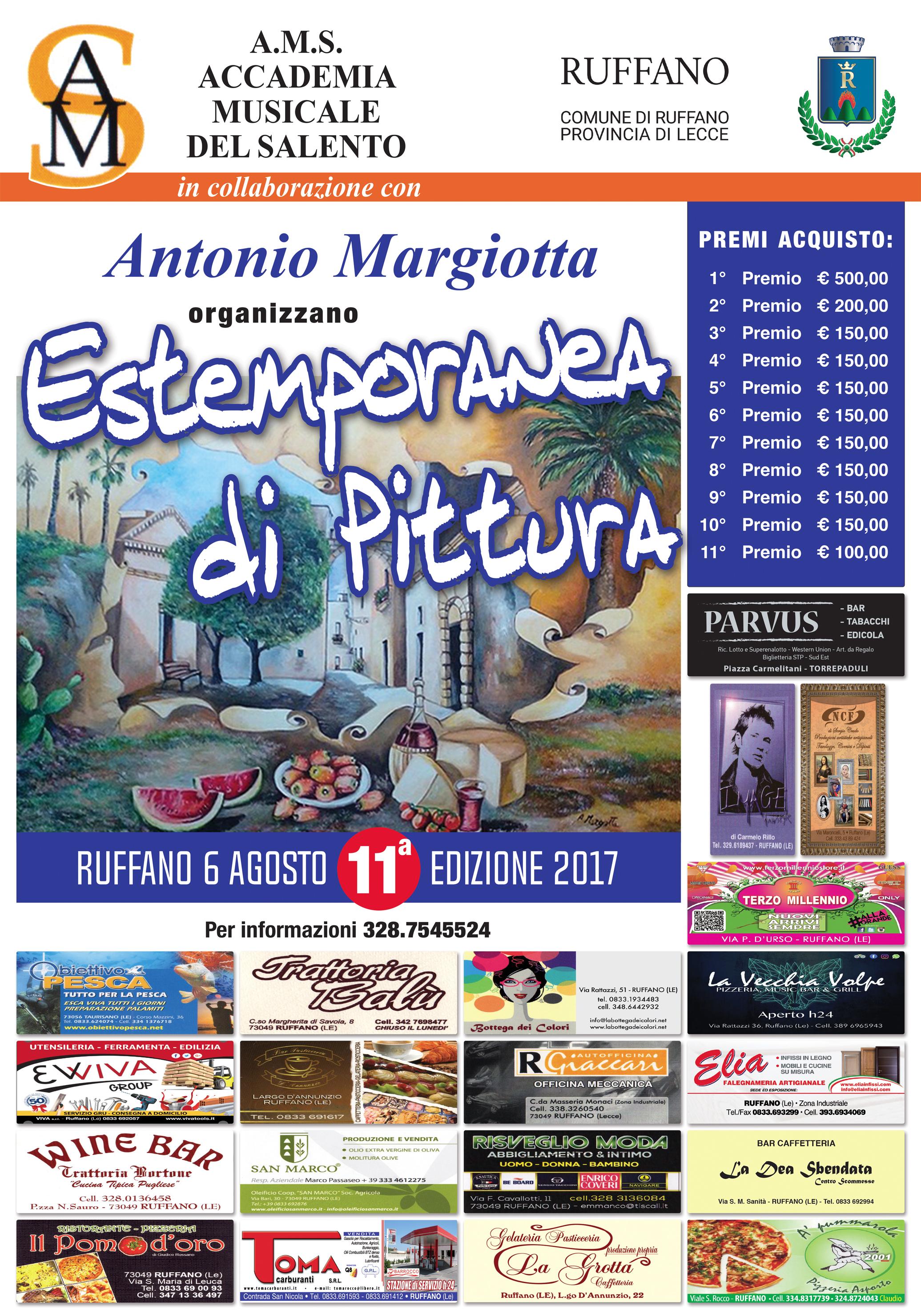 ESTEMPORANEA DI PITTURA RUFFANESE. XII ed.